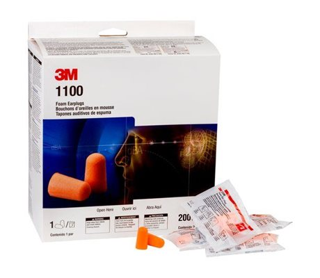 Foam Ear Plugs 1100