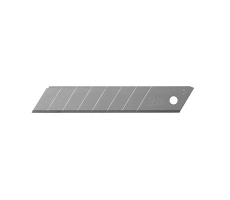 18mm Silver Snap-off Blades 10 pack