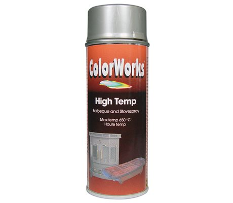Colorworks Heat Resistant Silver