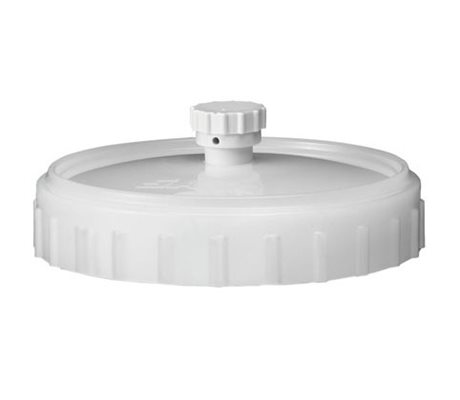 Screw-on Lid For 0,6L Plastic Cup Anti-drip Device