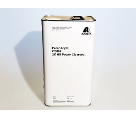 CS807 Percotop 2K HS Power Clearcoat