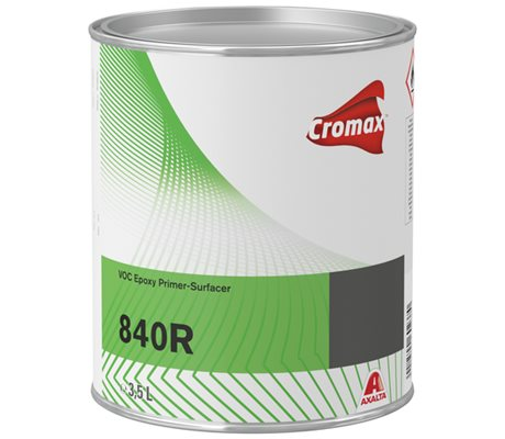 840R VOC Exoxy Primer-Surfacer