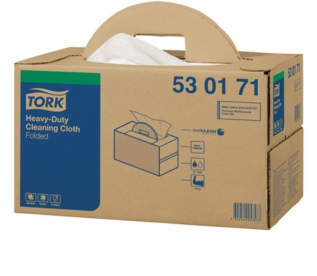 Heavy-Duty Cleaning Cloth Folded 530171